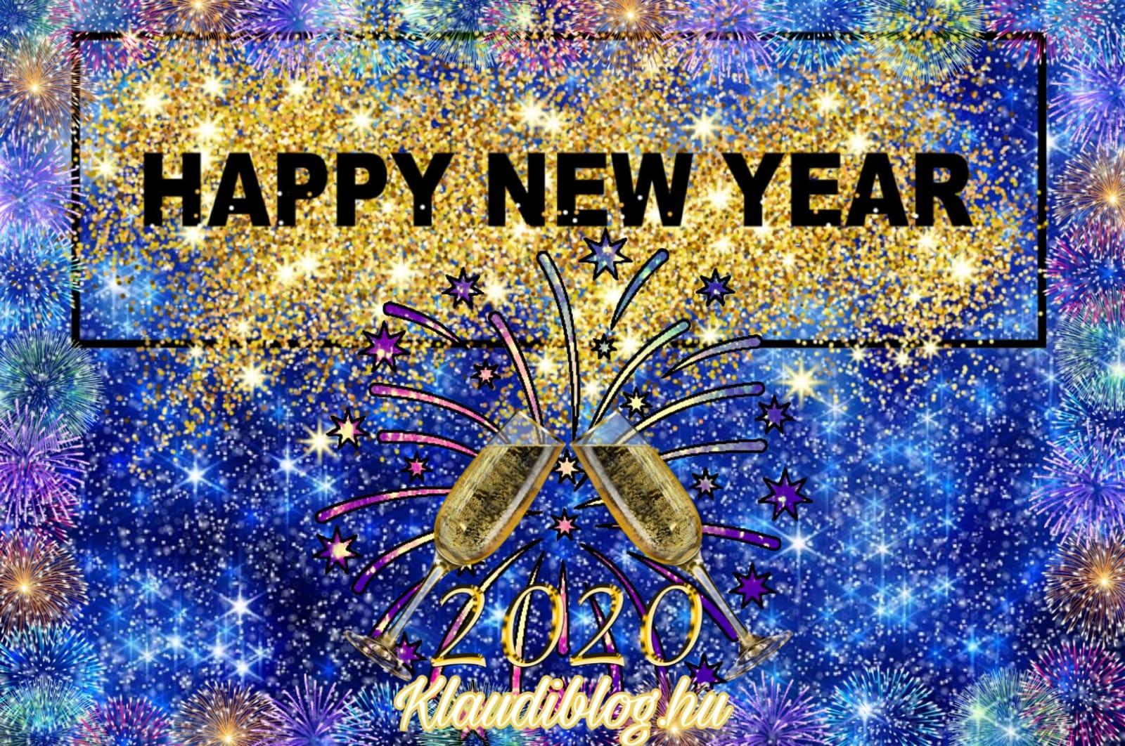 Boldog Új Évet! 2020