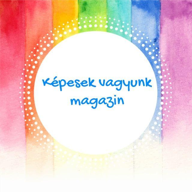 Képesek Vagyunk Magazin Júliusi száma